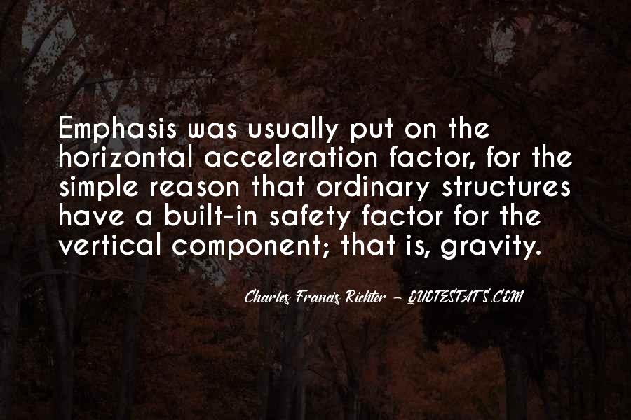 Quotes About Structures #30805