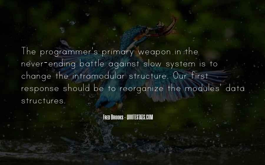 Quotes About Structures #351715