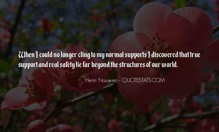 Quotes About Structures #364143