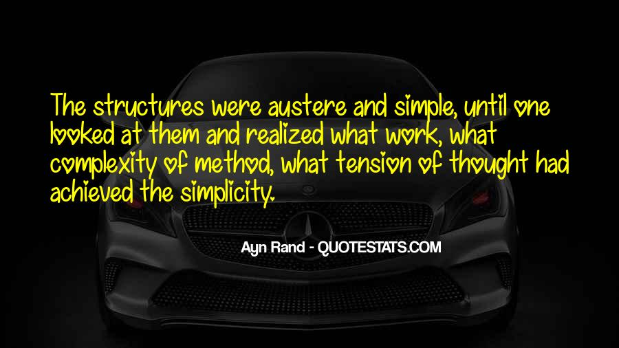 Quotes About Structures #70938