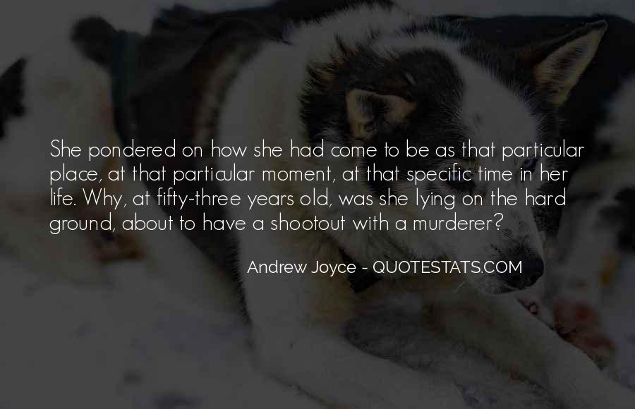 Pondered Quotes #1233009