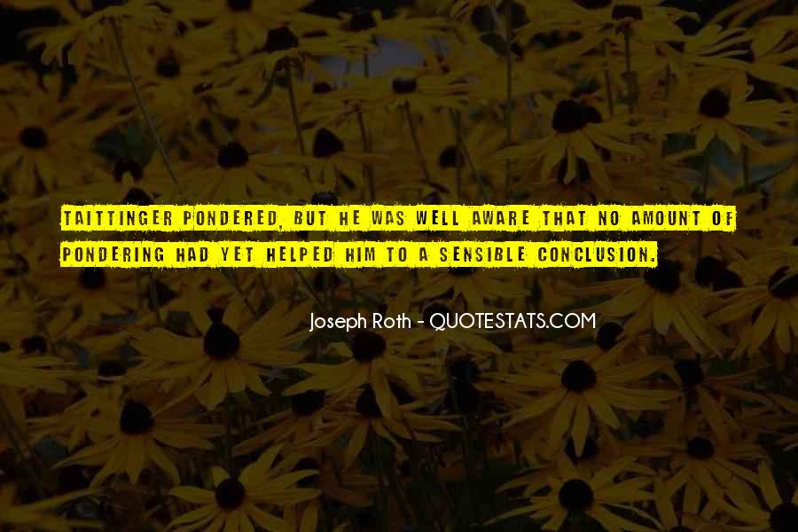 Pondered Quotes #133316
