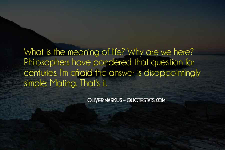 Pondered Quotes #1339514