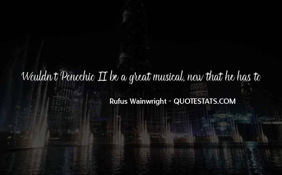 Ponochio Quotes #450268