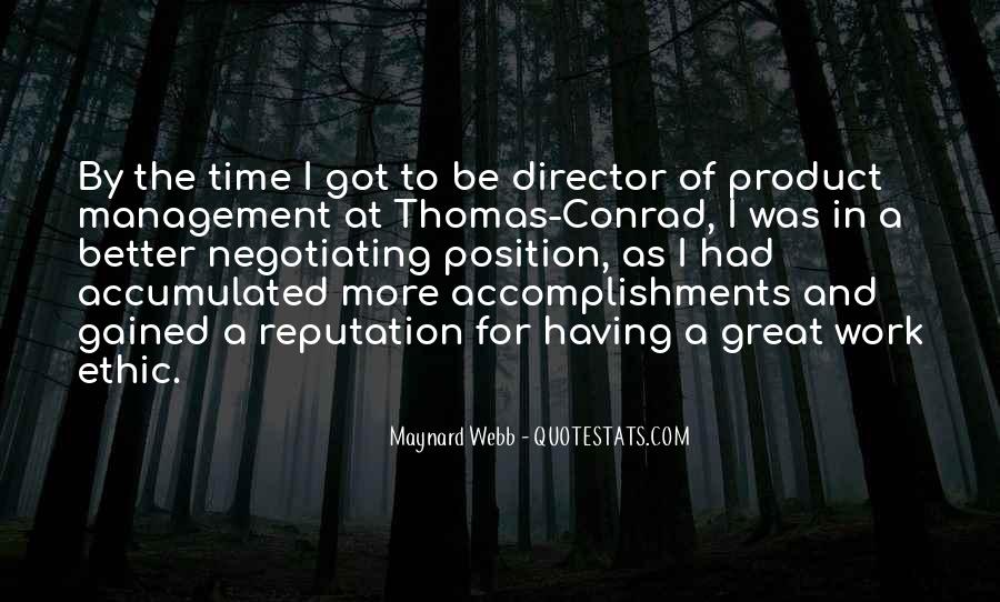Quotes About Accomplishments At Work #932506