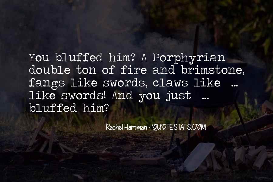 Porphyrian Quotes #307836