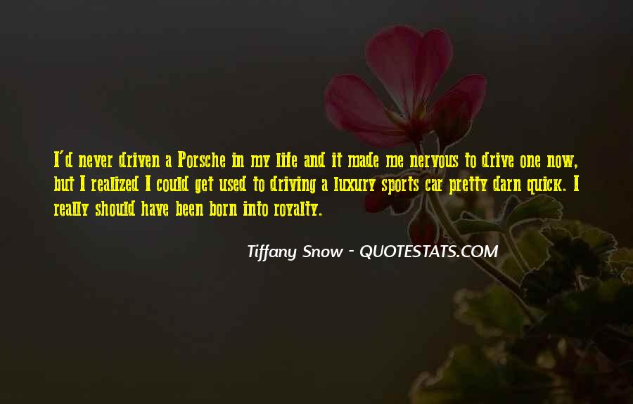 Porsche's Quotes #1029465
