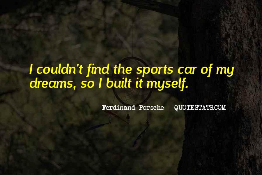 Porsche's Quotes #1129031