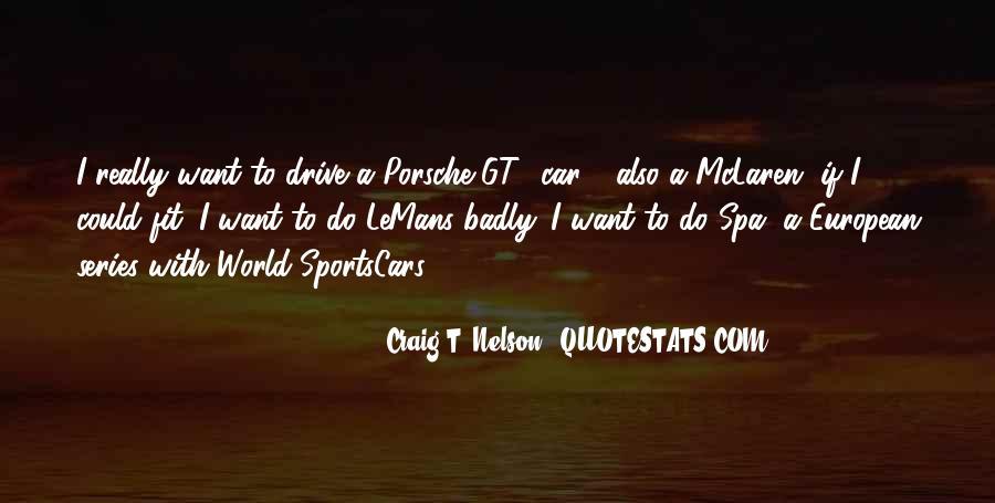 Porsche's Quotes #1216114