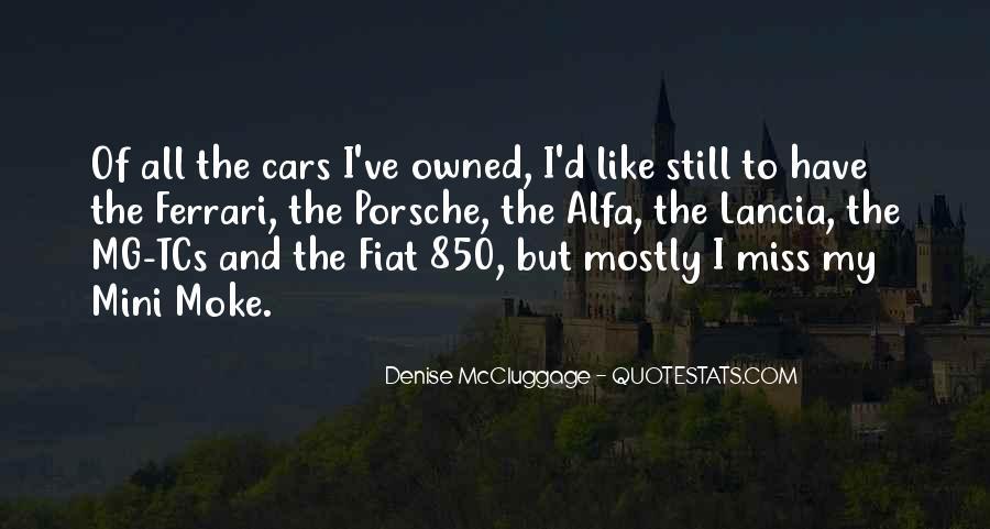 Porsche's Quotes #1463760