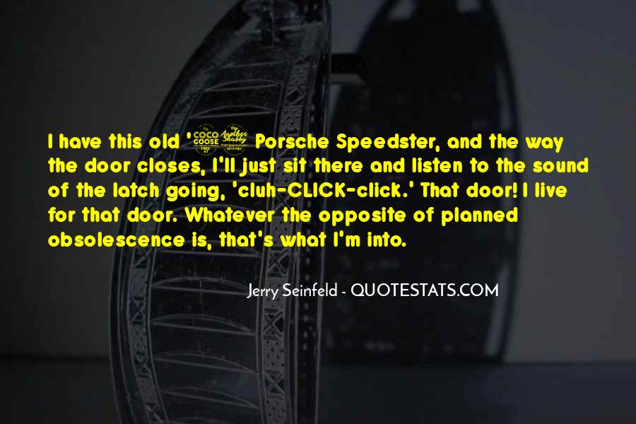 Porsche's Quotes #1501313