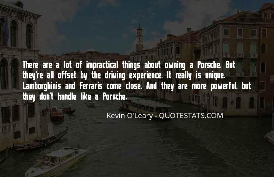 Porsche's Quotes #1738206