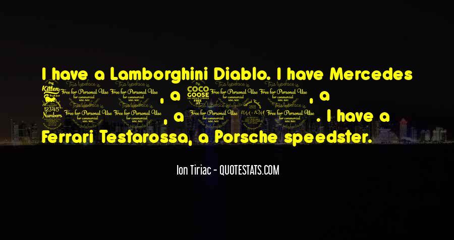 Porsche's Quotes #240971
