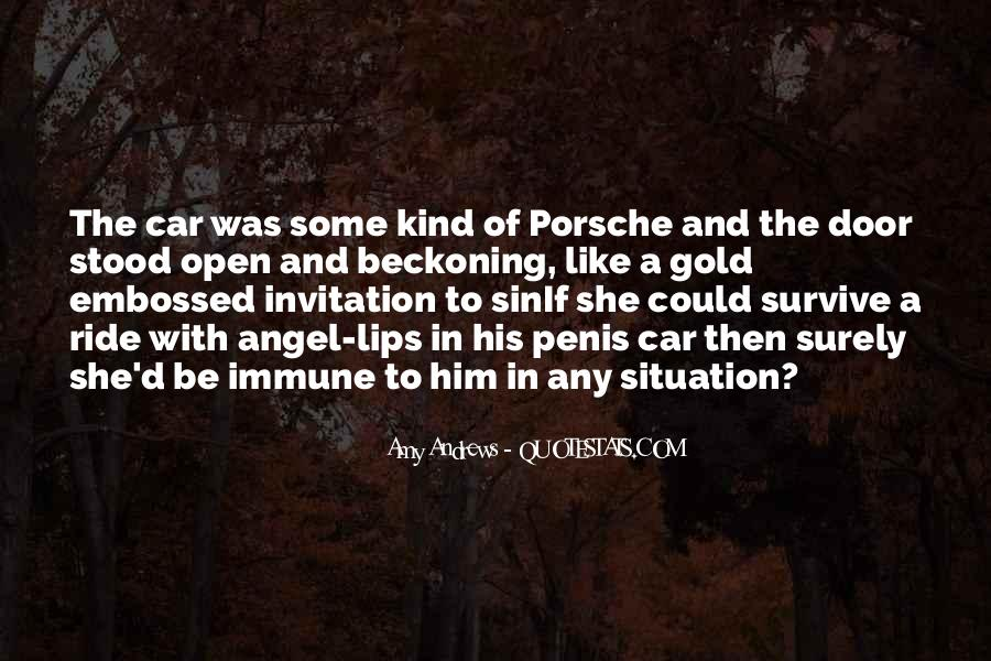 Porsche's Quotes #250676