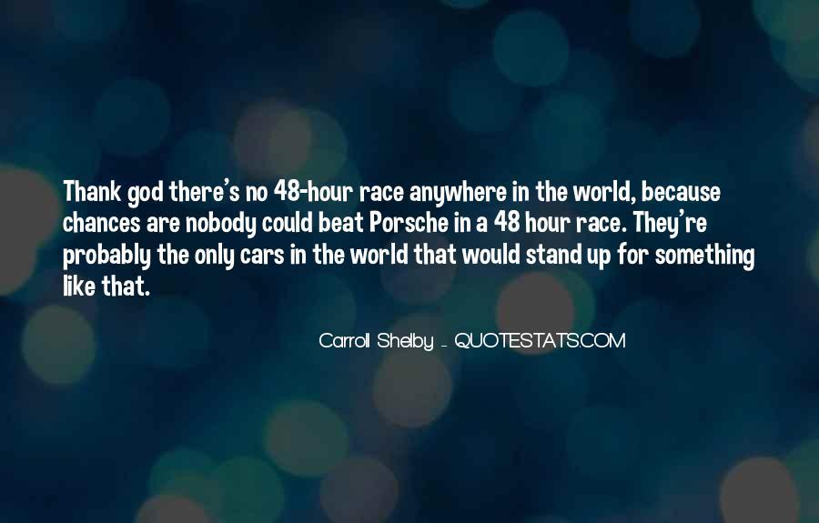 Porsche's Quotes #55348