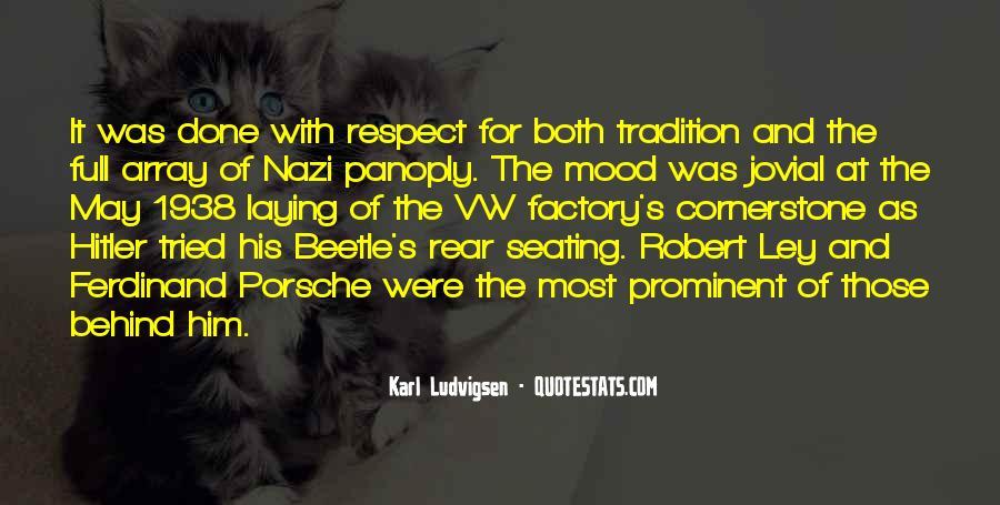 Porsche's Quotes #688623