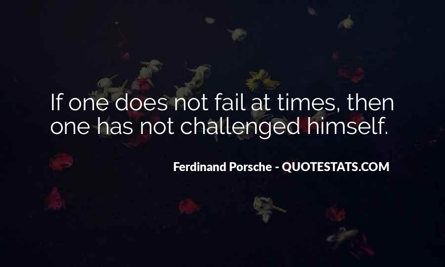 Porsche's Quotes #710286