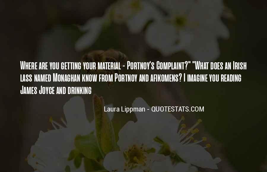 Portnoy's Quotes #1521290