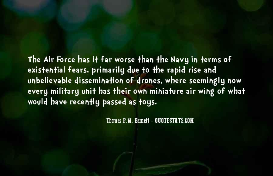 Quotes About Military Drones #1459984