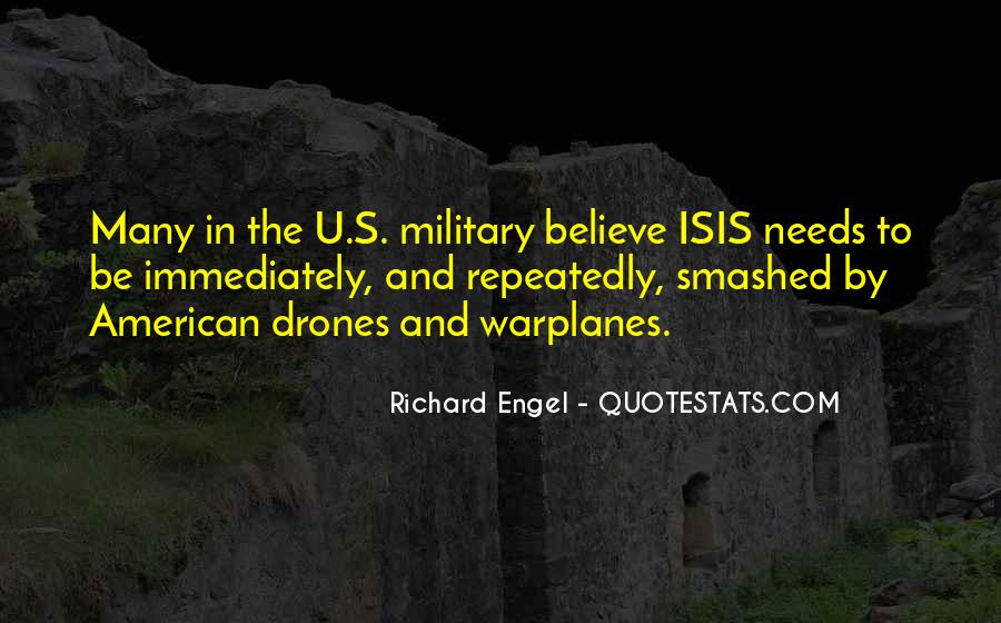 Quotes About Military Drones #671535