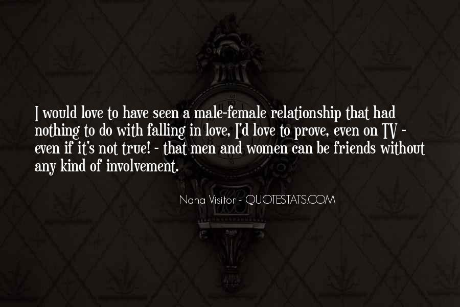Quotes About Male And Female Best Friends #849128