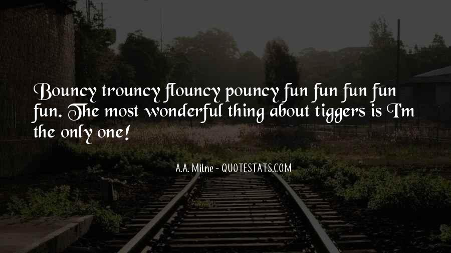 Pouncy Quotes #1048098