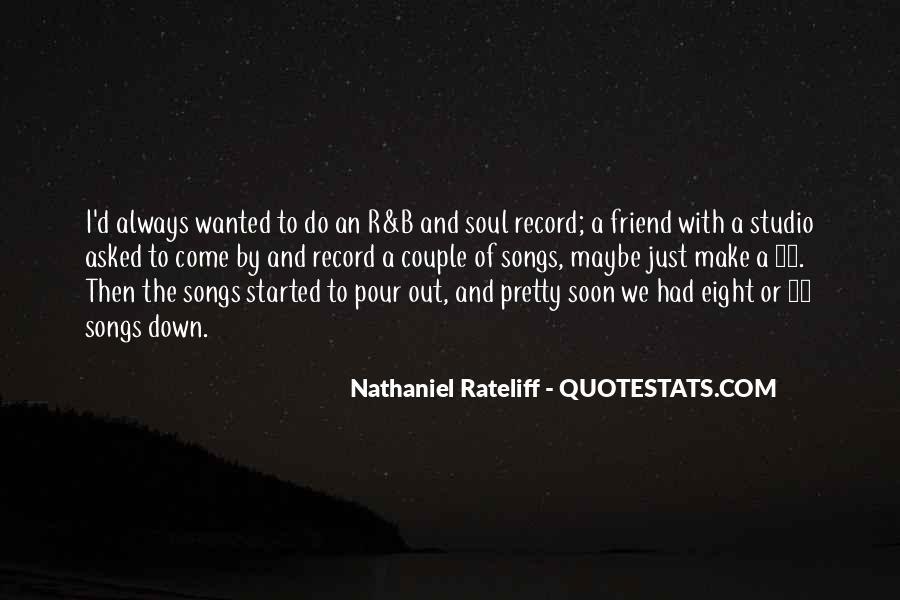 Pour'd Quotes #1764309