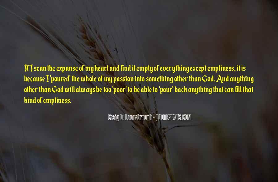 Pour'd Quotes #377132