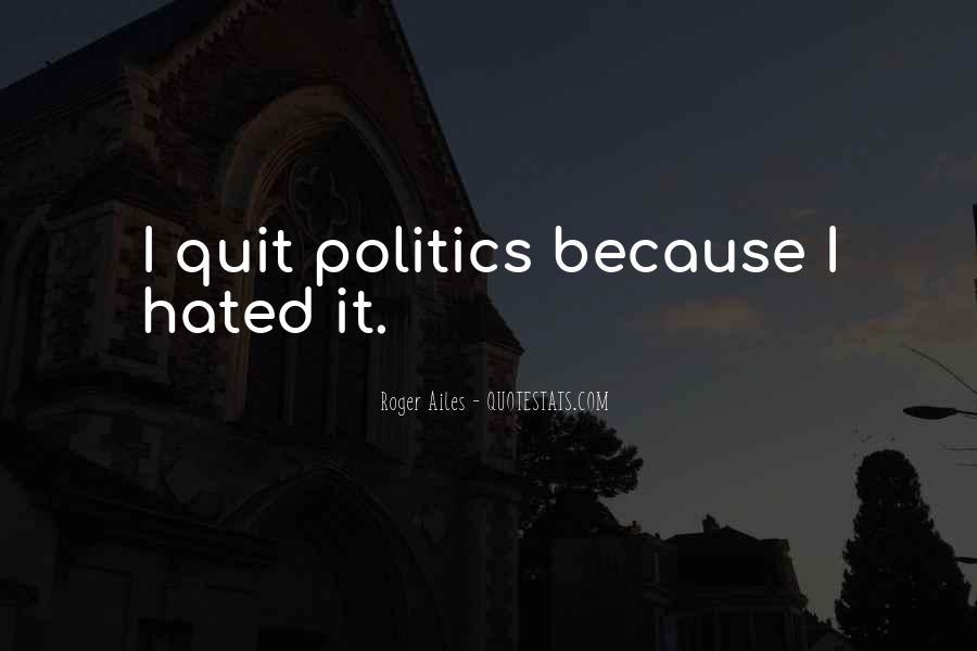 Powhatan's Quotes #490369