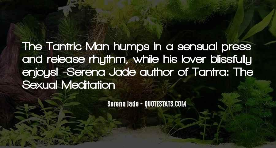 Quotes About Humps #1075514