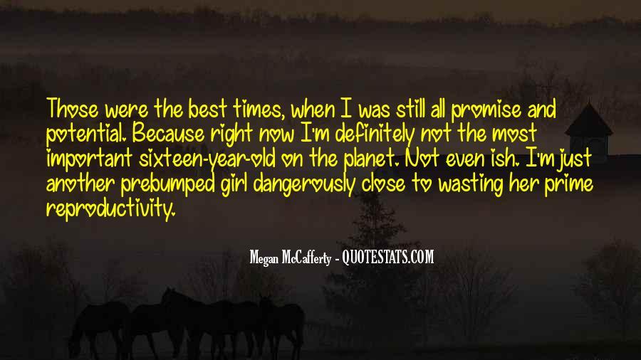 Prebumped Quotes #747866