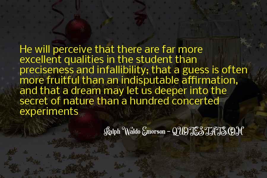 Preciseness Quotes #1334700