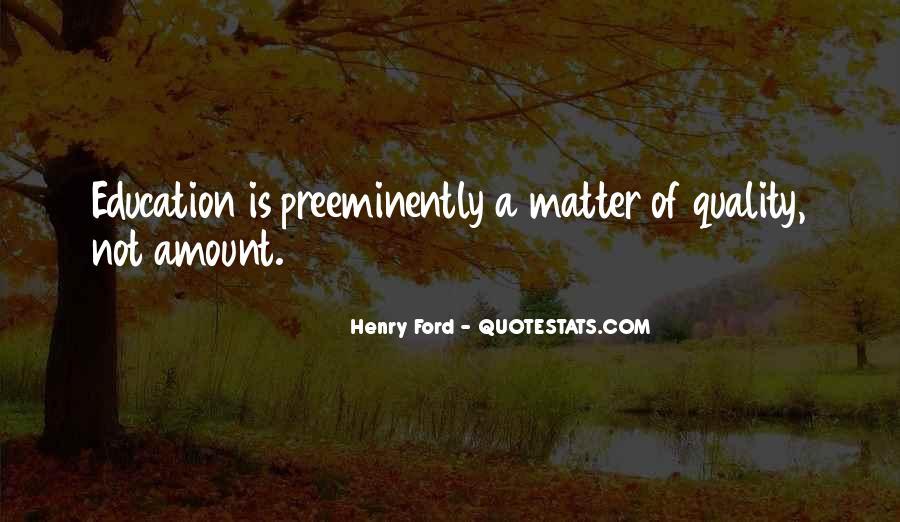 Preeminently Quotes #788691