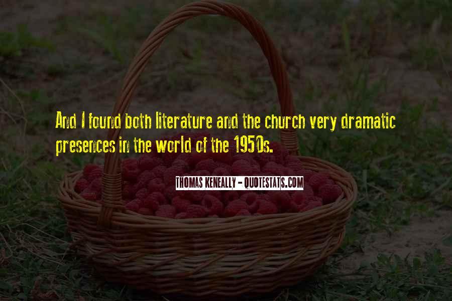 Presences Quotes #19764