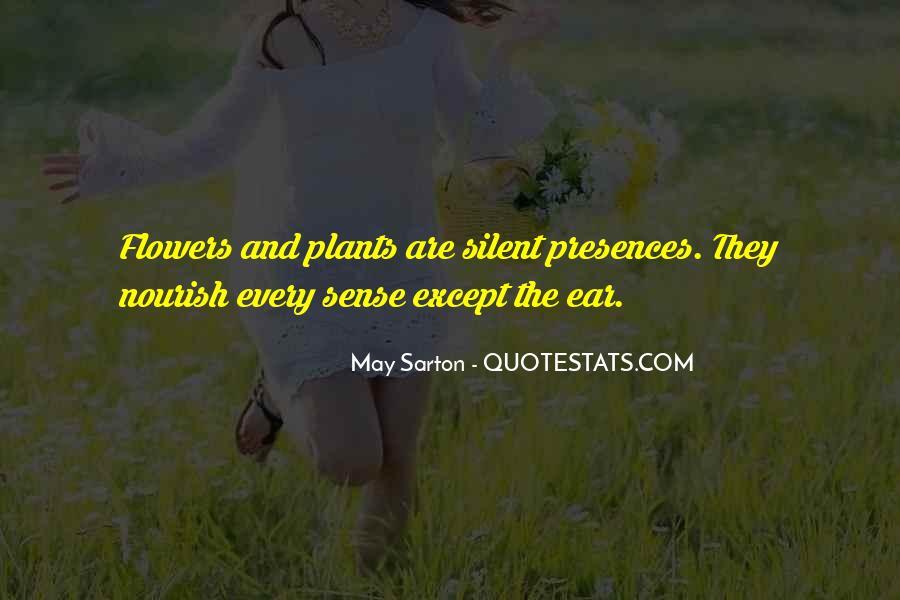 Presences Quotes #473060