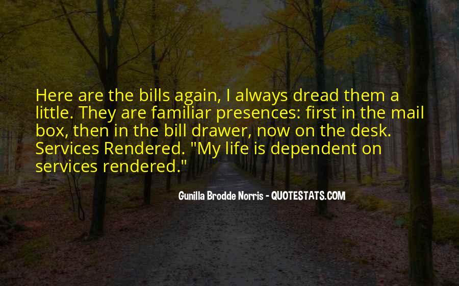 Presences Quotes #922586