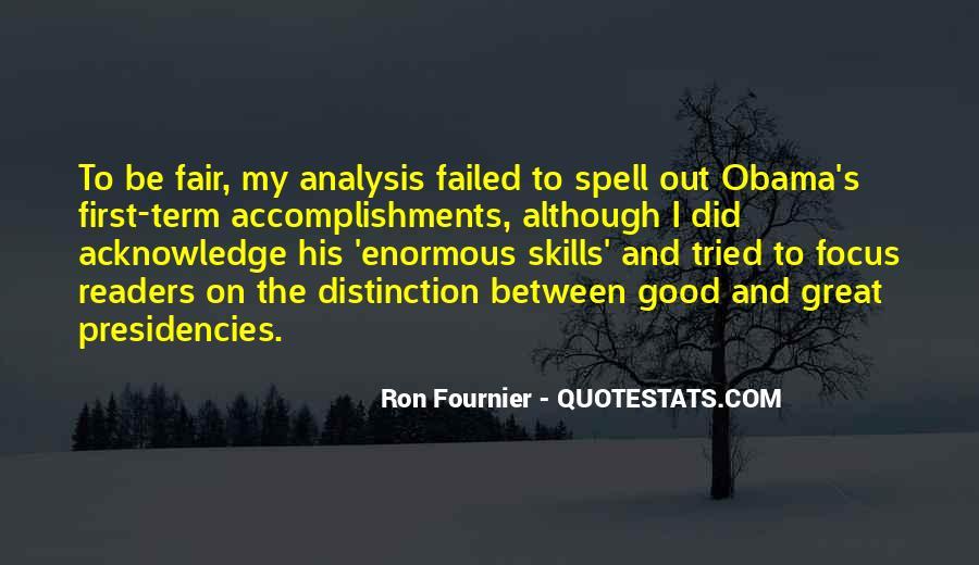 Presidencies Quotes #1691608