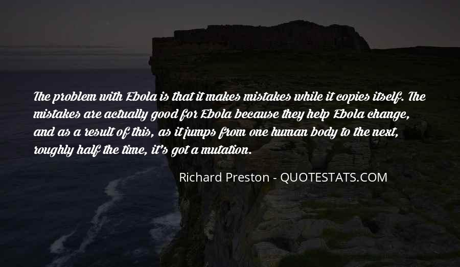 Preston's Quotes #106791