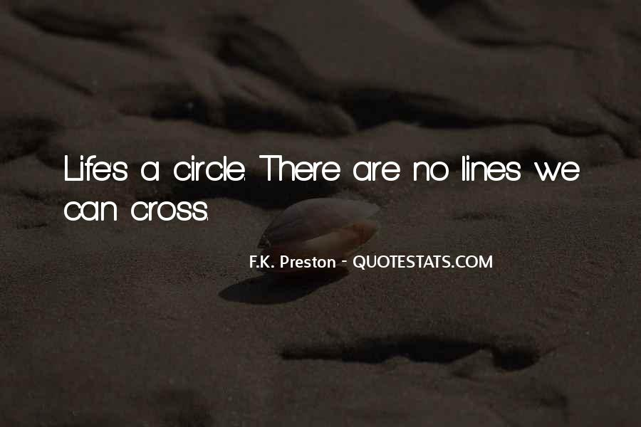 Preston's Quotes #1100653