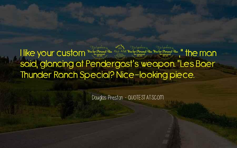 Preston's Quotes #115736