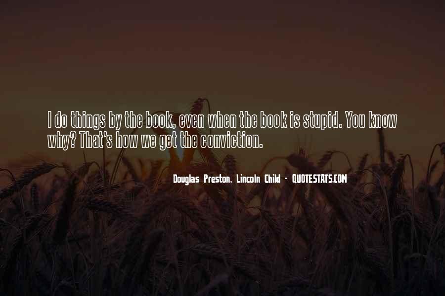 Preston's Quotes #1207379