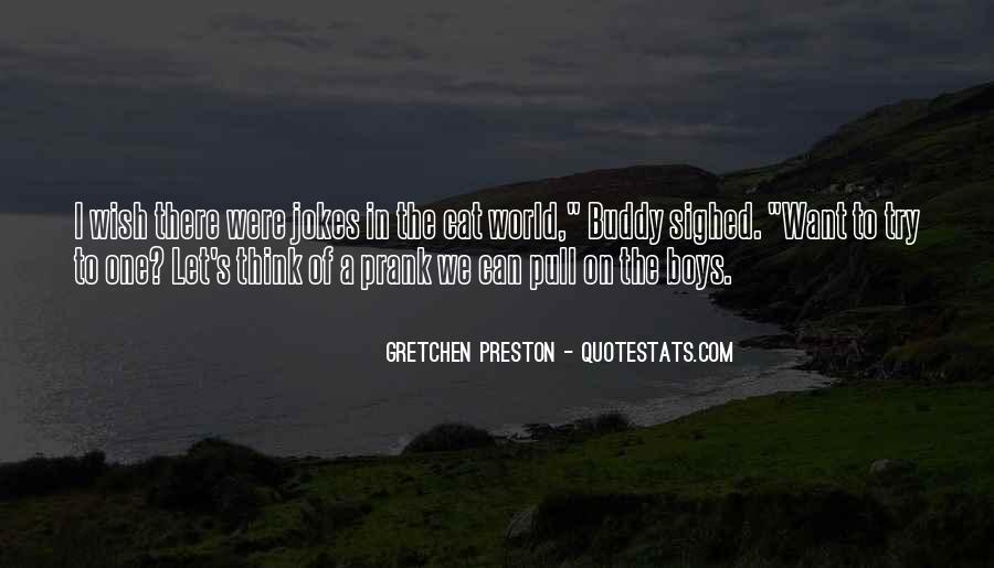 Preston's Quotes #1481677
