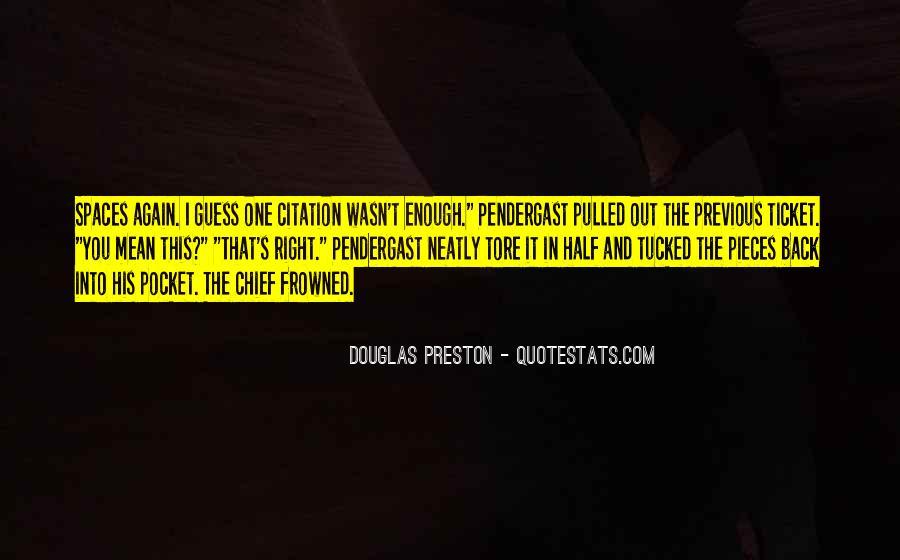 Preston's Quotes #1573484