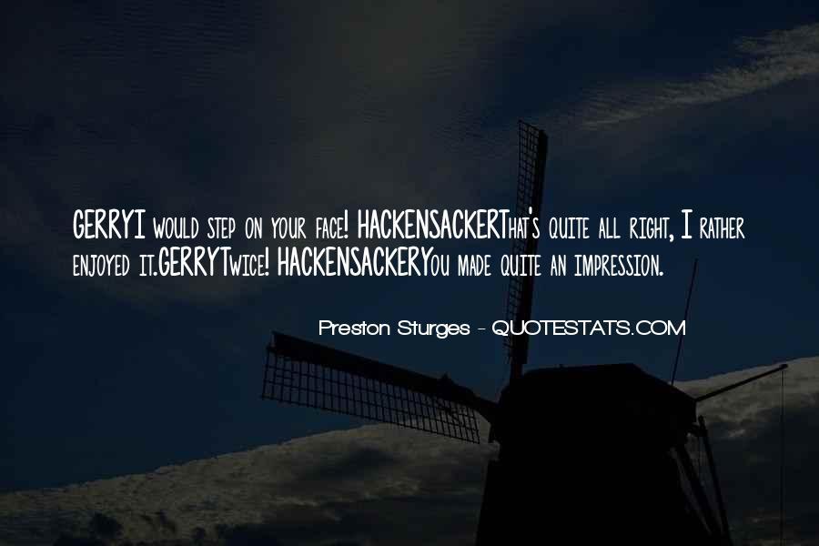 Preston's Quotes #1725367