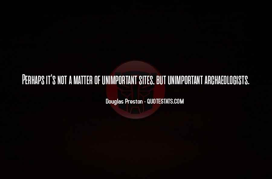 Preston's Quotes #519495
