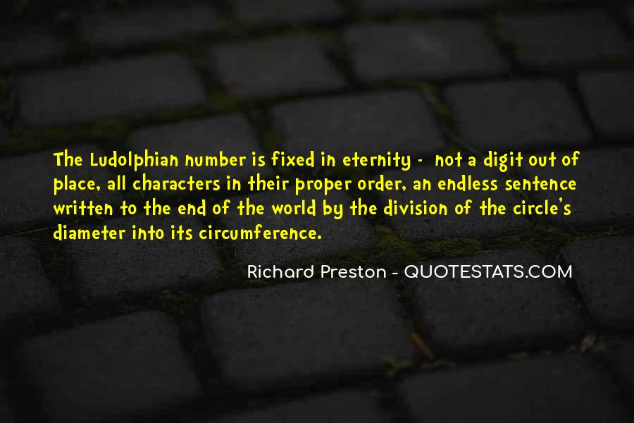 Preston's Quotes #797756