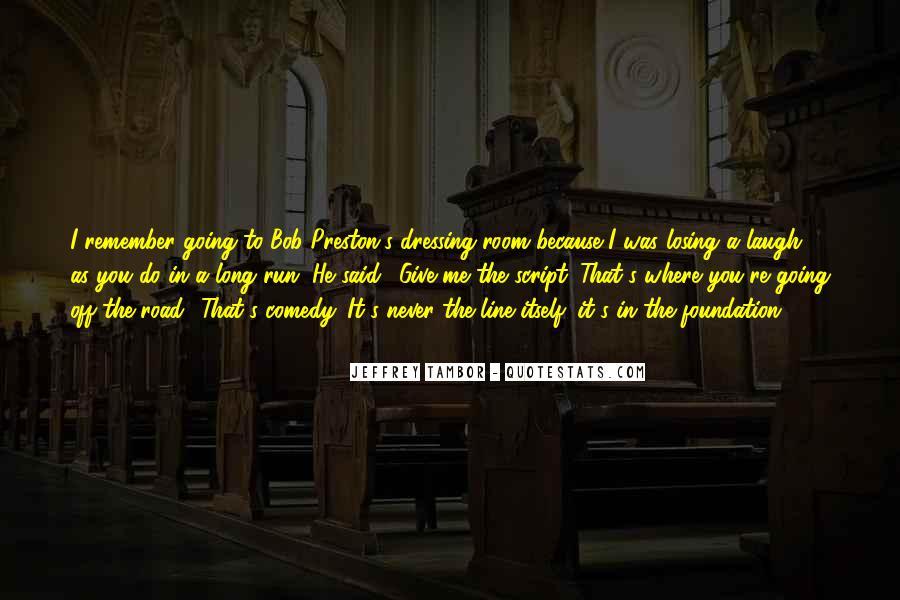 Preston's Quotes #808574