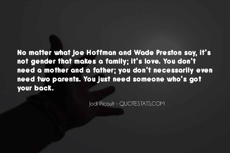Preston's Quotes #813479