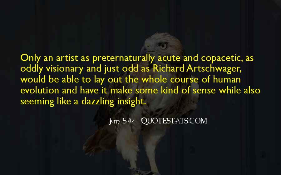 Preternaturally Quotes #544928