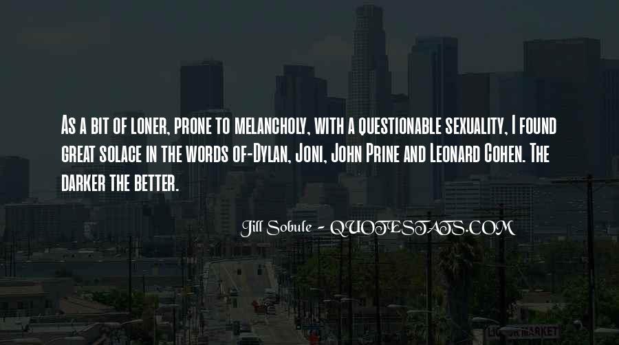 Prine Quotes #172678